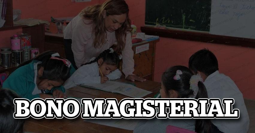 BONO MAGISTERIAL 2020: Arequipa, Ica, Lambayeque, Tacna y Tumbes con mayor cantidad de docentes que recibirán bono de 18,000 soles