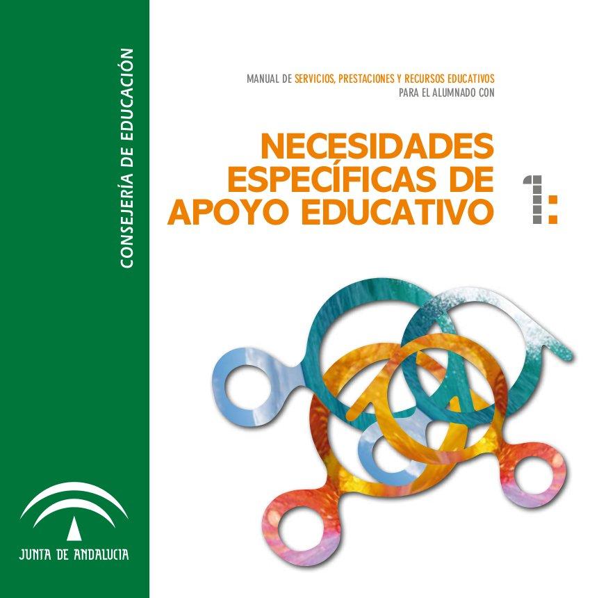 Necesidades específicas de apoyo educativo – Manual de atención al Alumnado