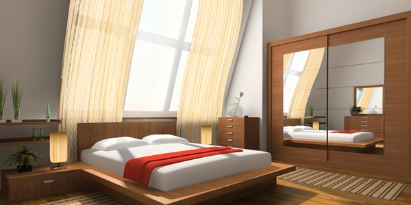 Tips Merancang Desain Interior Kamar Tidur Pribadi