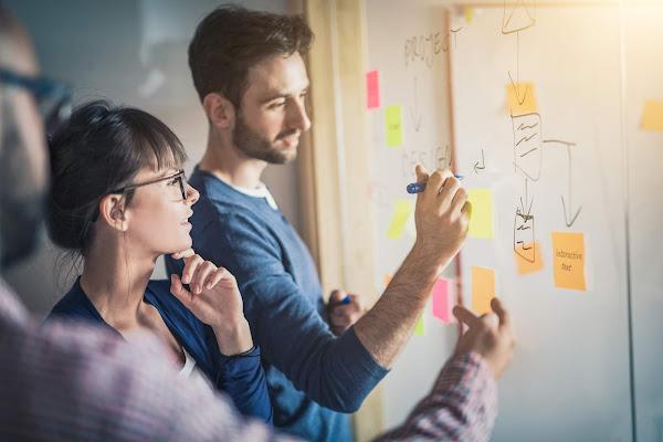 Curso para aprender Innovación con Design Thinking