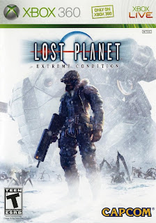 Lost Planet: Extreme Condition (Xbox 360) 2007