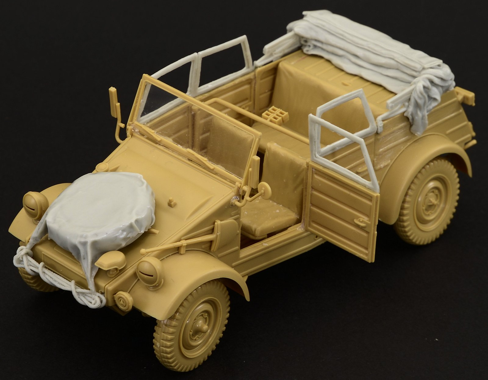 The Modelling News Mantis Miniatures 1 35th Scale