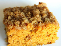 Pumpkin Crumble Without Cake Mix