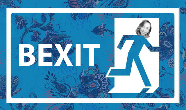 quit your job, resignation, i quit, bexit, textile candy, expat