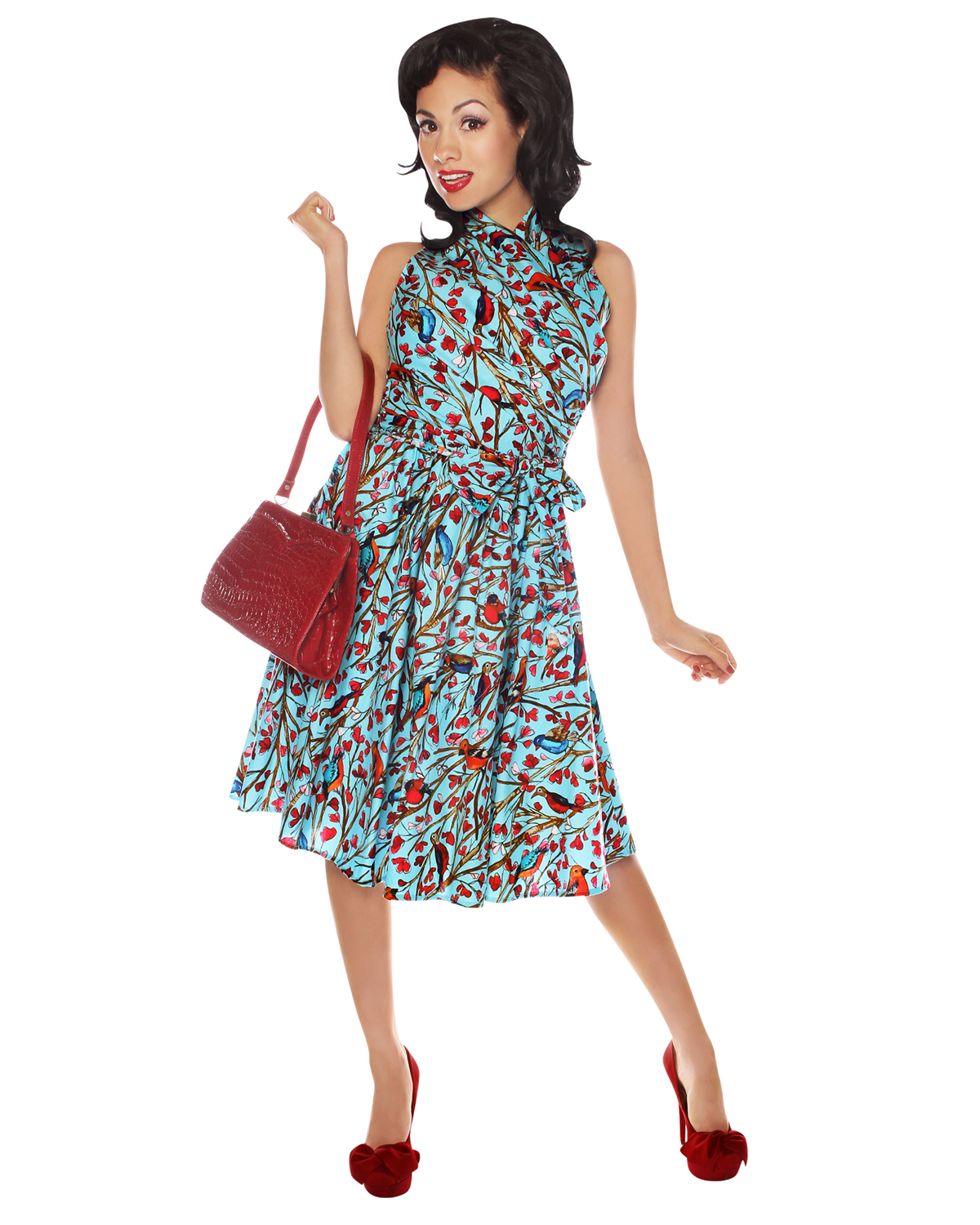 Color Basics for Vintage Sundresses | Pin-Up-Clothing-Pin ...