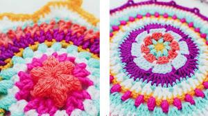 Cómo tejer una mandala al crochet / 2 Tutoriales