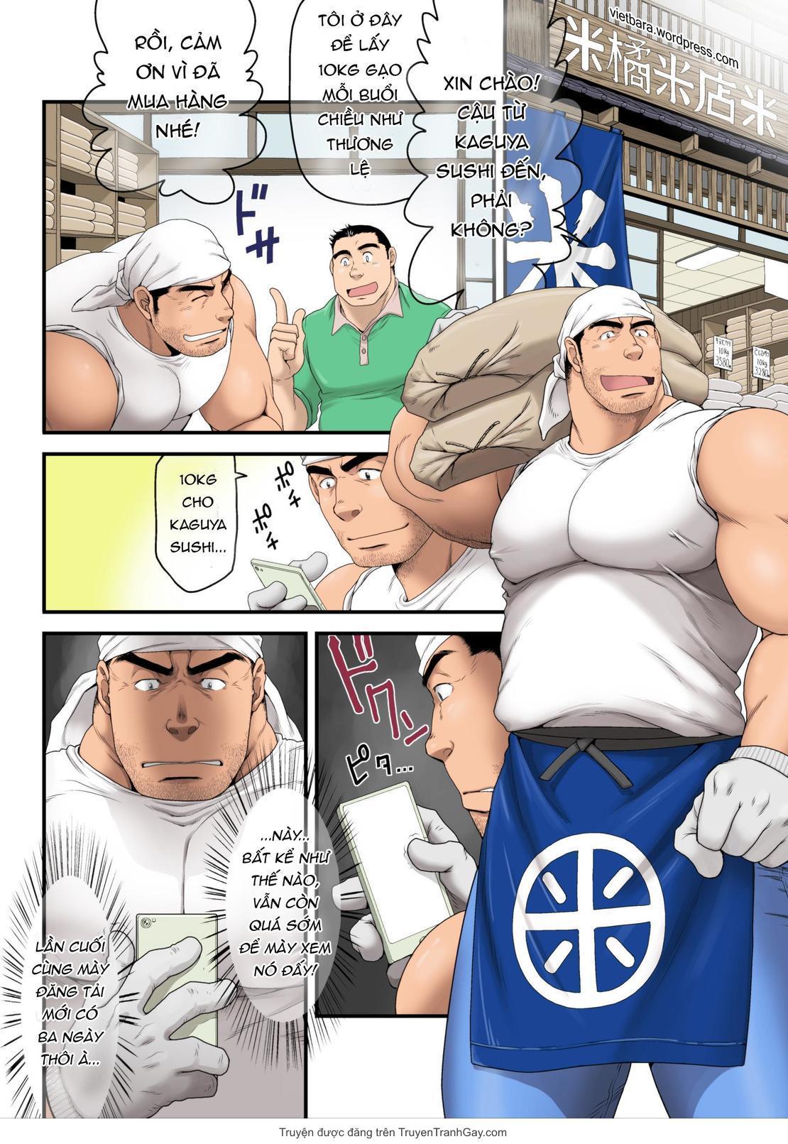 Lịch Sử Đăng Tải - Tác giả Takaku Nozomu - Trang 3