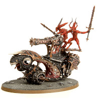 warhammer age of sigmar chaos alliance khorne skull cannon