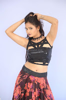 Shriya Vyas in a Tight Backless Sleeveless Crop top and Skirt 78.JPG