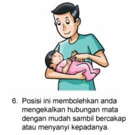 [Tips] Bagaimana cara betul mengangkat bayi baru lahir?