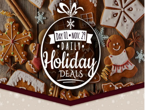 Costco Holiday Daily Deals
