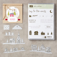Stampin' Up! Hearts Come Home CLEAR Mount Bundle