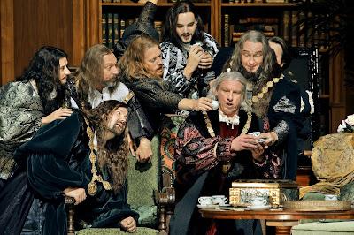 Wagner: Die Meistersinger - Bayreuth Festival - Günter Groissböck (Photo © Bayreuther Festspiele / Enrico Nawrath)