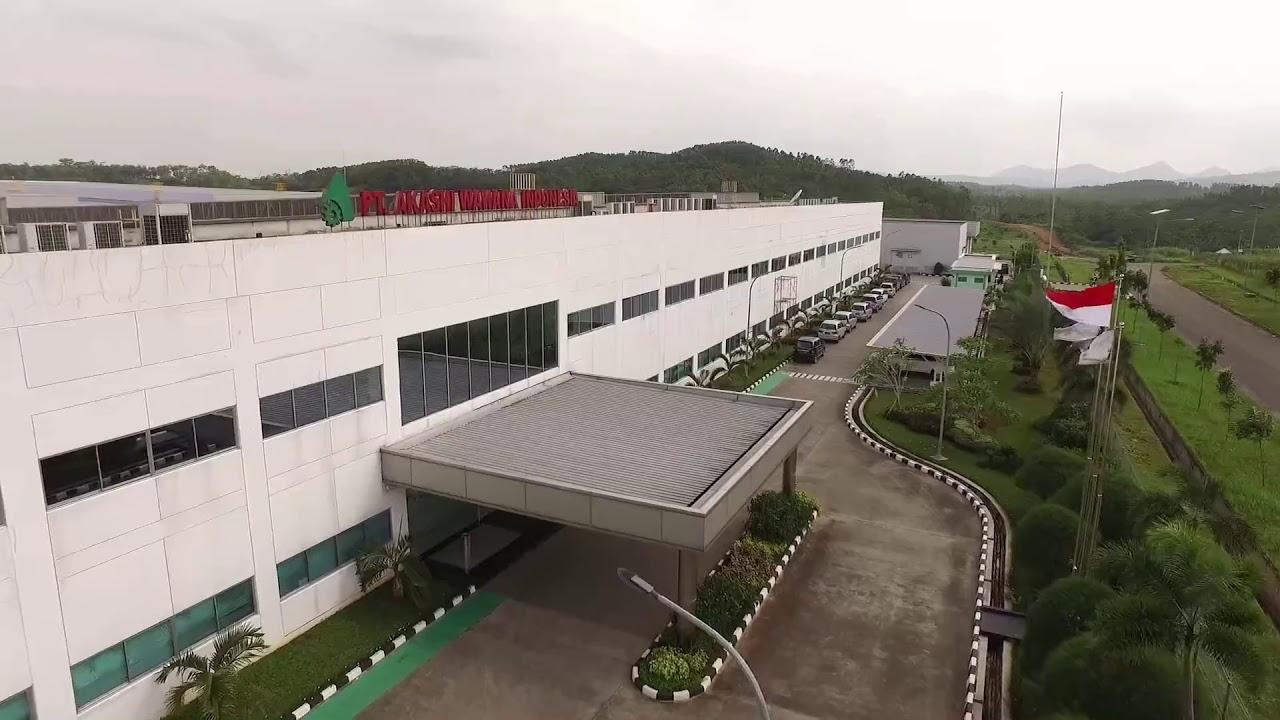 Lowongan Terbaru Disnaker Karawang PT Akashi Wahana Indonesia (AWI) - ASTRA GROUP