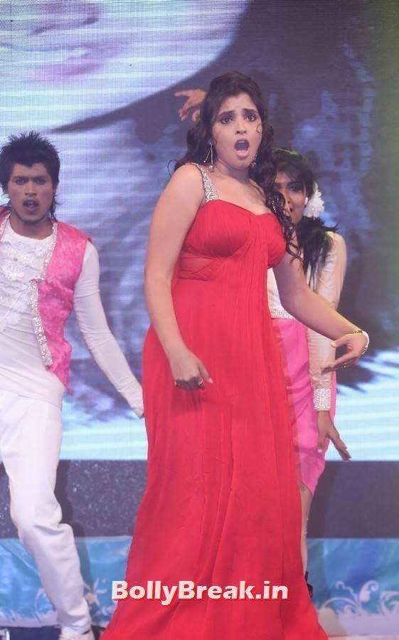 , Actress Shyamala Hot Photos