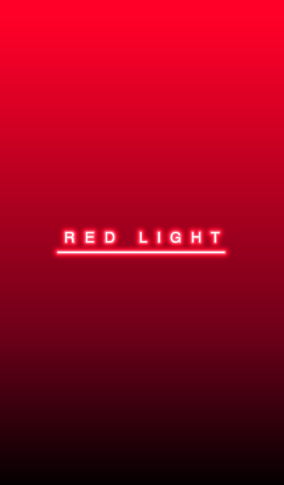 SIMPLE LIGHT (RED)