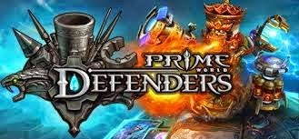 Prime World: Defenders on facebook