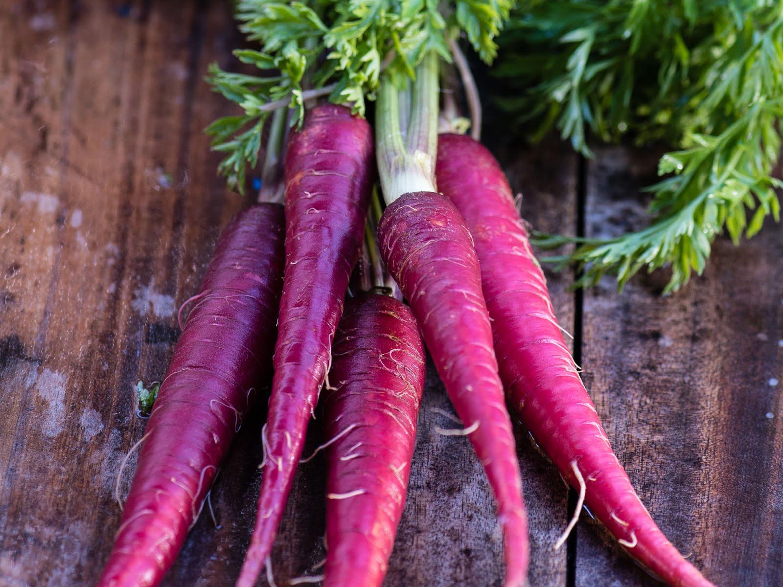Purple Carrot Magic For Health