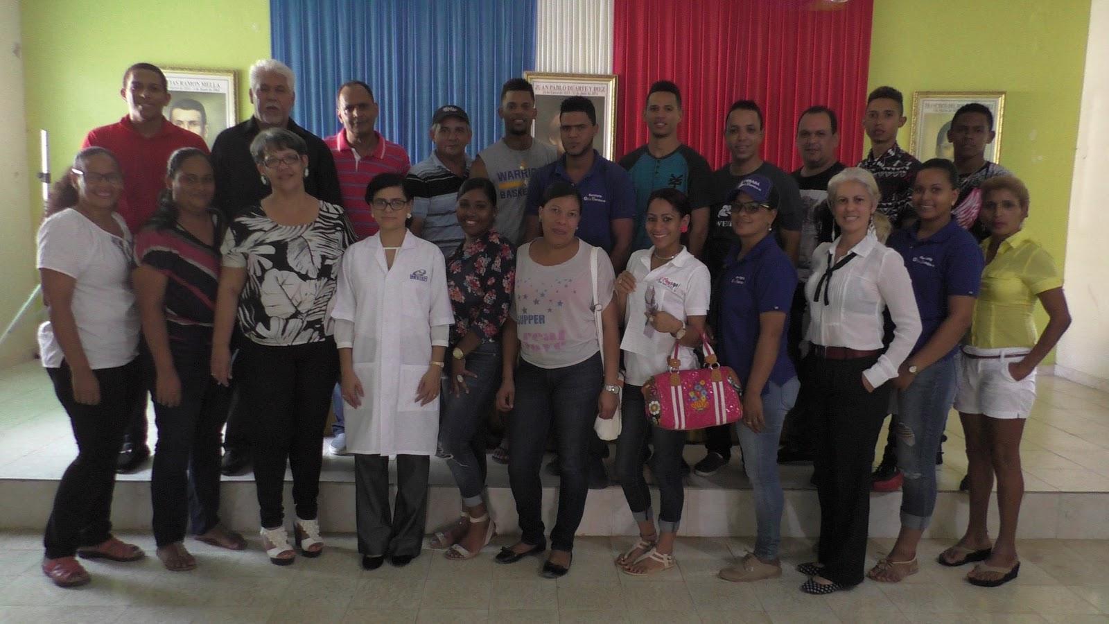 Prensa Rio San Juan: Infotep imparte curso de servicio al cliente ...