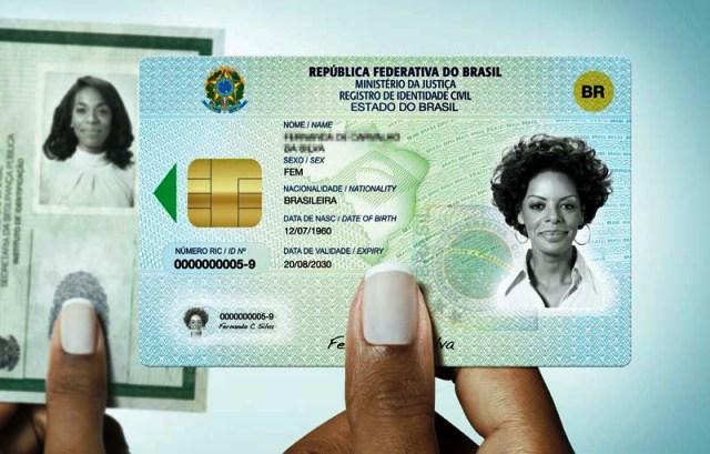 Documento de Identidade com chip tem projeto aprovado por deputados no Brasil