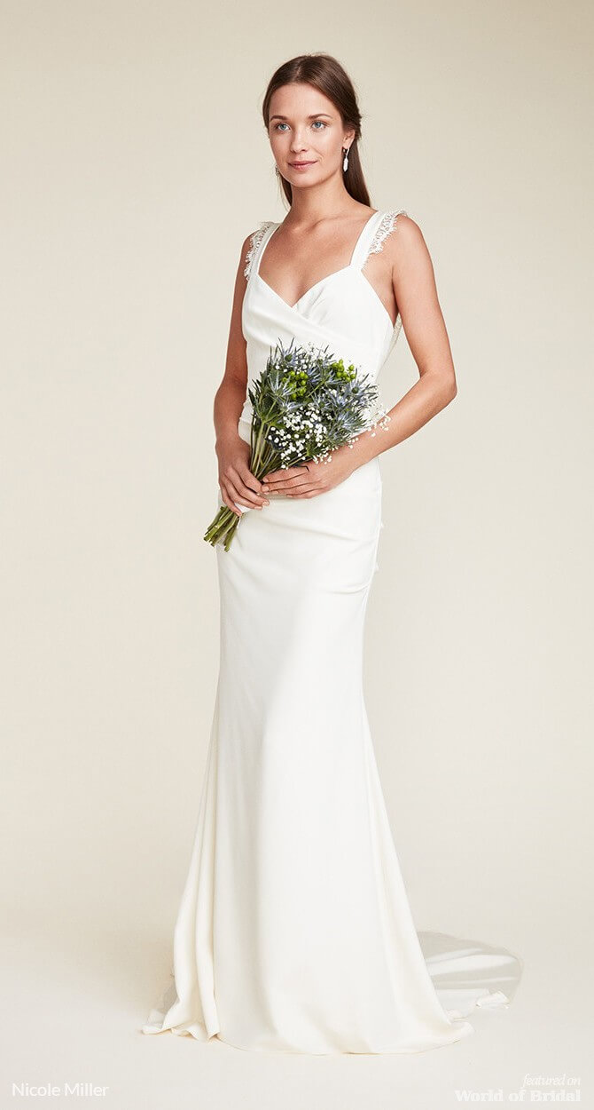 Nicole Miller 2018 Wedding Dresses World Of Bridal