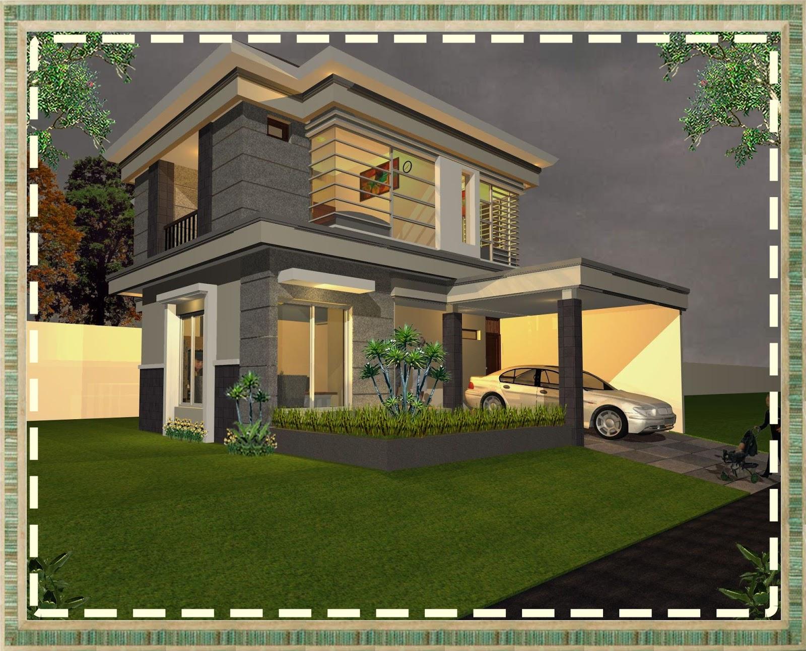 Jasa Arsitek Di Medan Rumah Minimalis Modern Minimalist House Home