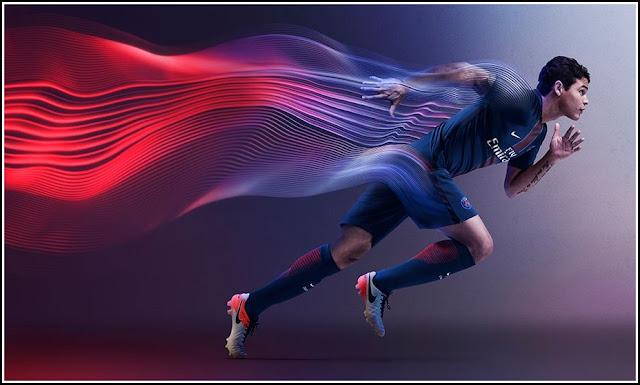 Nike Paris Saint Germain Home Shirt 2016-2017