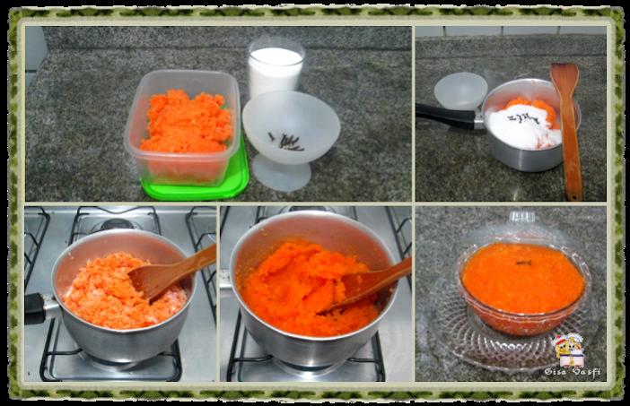 Refrigerante caseiro de laranja 5