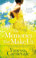 The Memories That Make Us Book Review Recommendation - Vanessa Carnevale - Romance and Women's Fiction Book Recommendations for Women