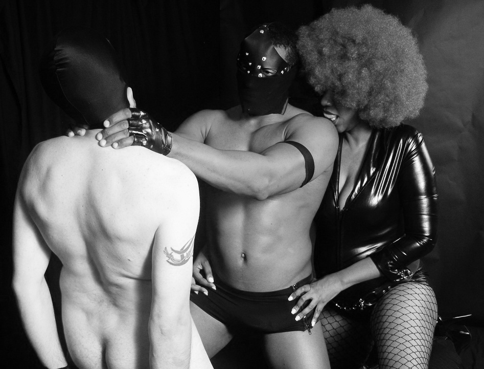 Black domination white submission interracial obeah