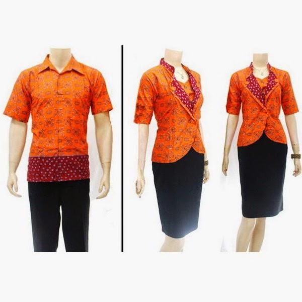 Batik Motif Bunga Pria: Baju Couple Batik Bagoes Motif Bunga