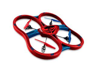 Marvel Licensed RC Super Drones
