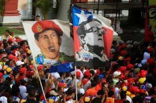 Resultado de imagen para Allende y Chavez