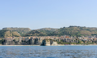 Tropea in Calabria enjoys a spectacular cliff-top location