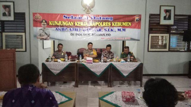 """Dana Desa Diawasi Polisi, Kapolres Berpesan """"Kepala Desa Jangan Takut"""""""