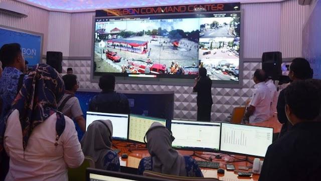 DKIS Kota Cirebon Launching Command Center 112