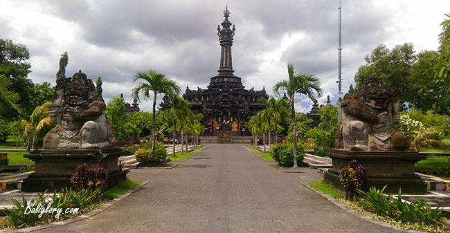 Denpasar Bali Indonesia, Kota Denpasar, Ibukota Provinsi Bali