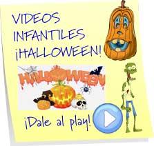 videos infantiles halloween