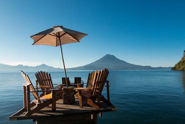 La Fortuna Lake Atitlan Guatemala