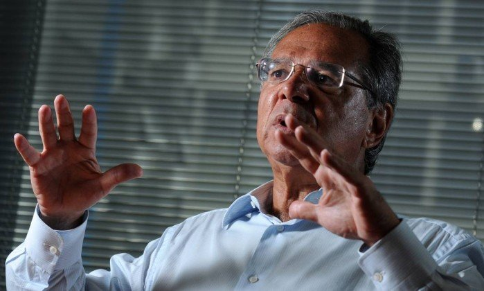 Paulo Guedes nega proposta de 'nova CPMF'