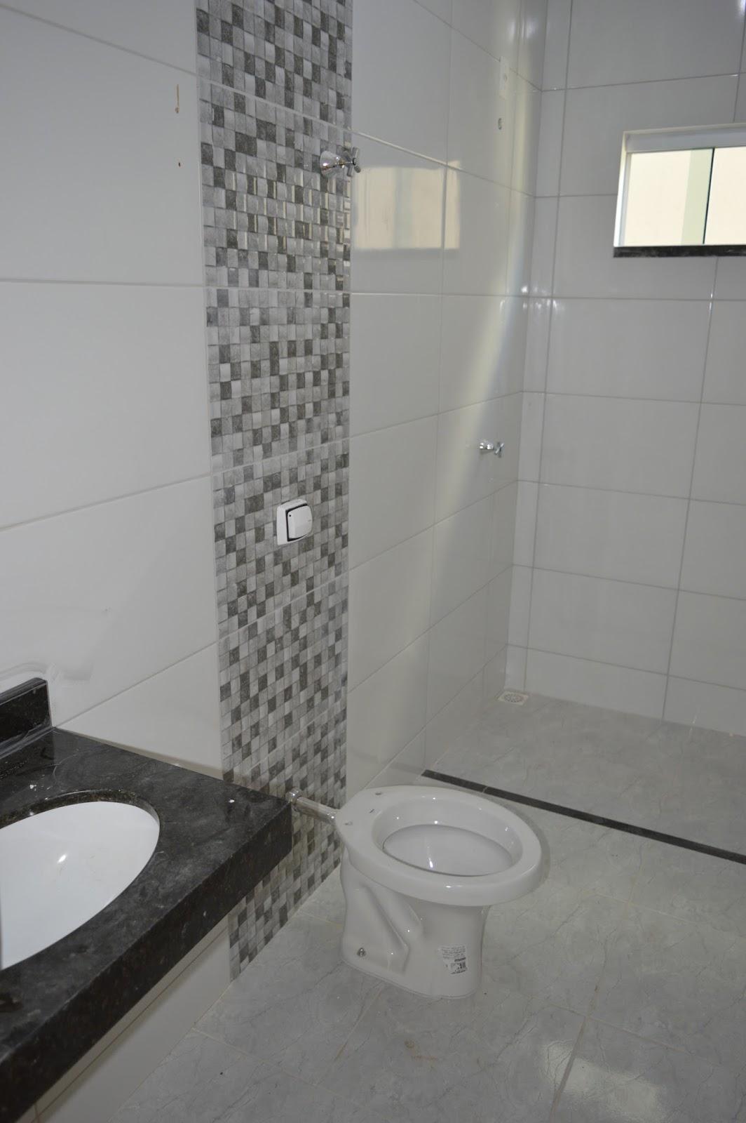 banheiro social piso cerâmica lajotada fechaduras stam telha  #706C5B 1064 1600