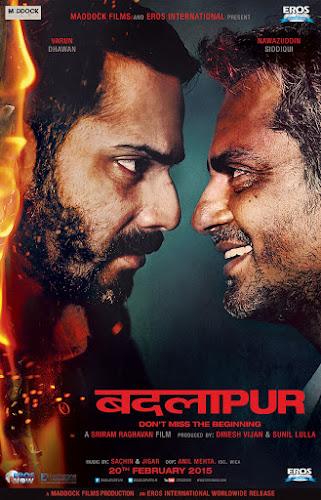 Badlapur (2015) Movie Poster No. 2