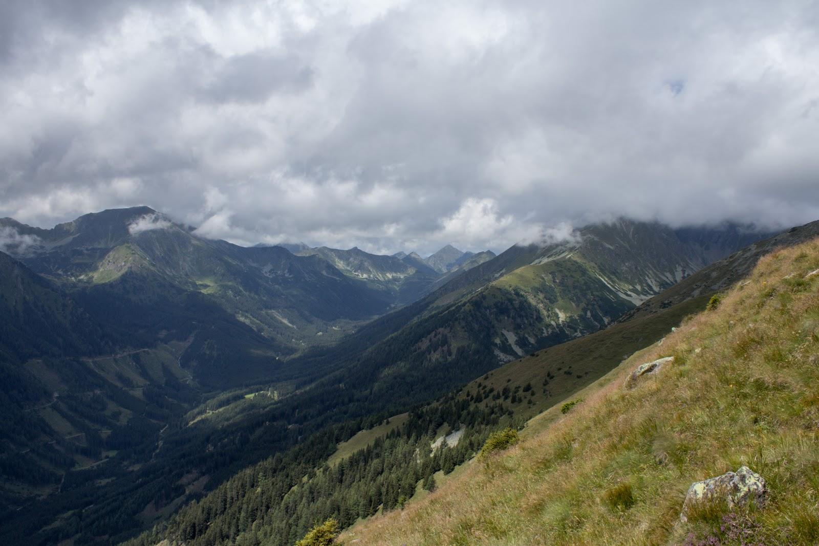 Wanderung vom Ingeringgraben über den Schmähhausrücken auf den Hochreichart.