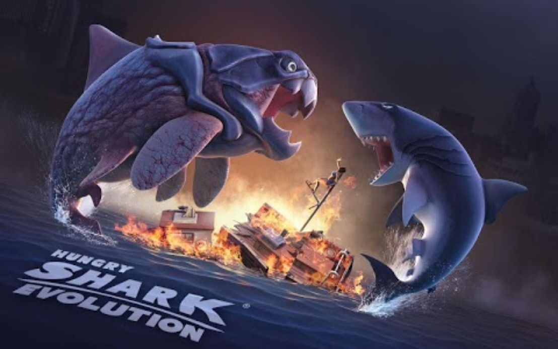 download hungry shark evolution full version for android