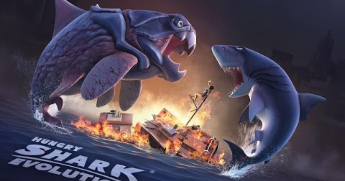 hungry shark evolution mod apk free download