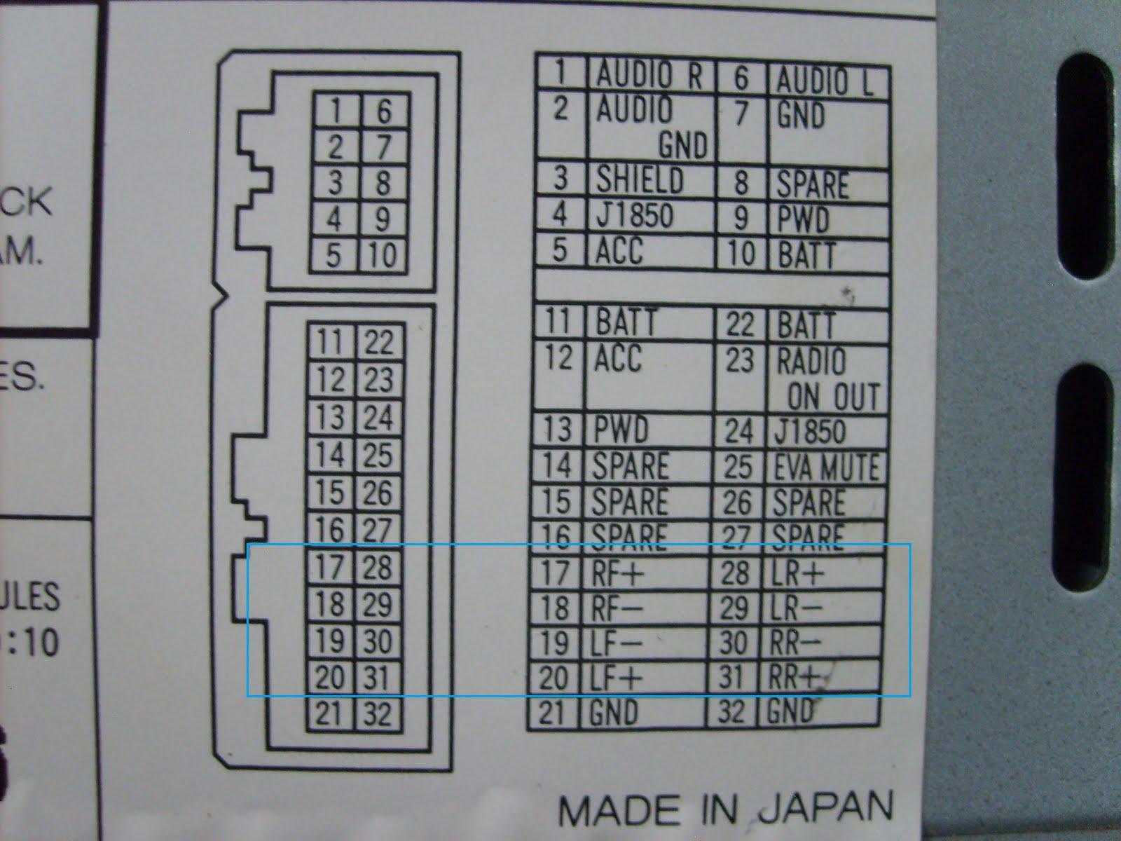 Acdelco Radio Wiring Diagram Data Today Dodge Infinity Schematic 1991 Schematics Bmw