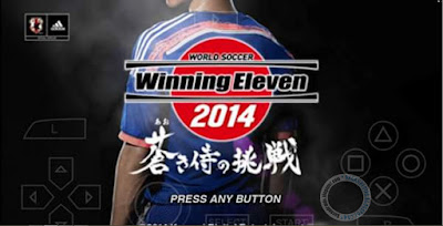 Game Winning Eleven ISO Update Patch Pemain dan Jersey