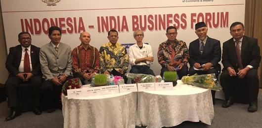 Indonesia-India Bussines Forum Tingkatkan Peluang Dagang Padang-Chennai