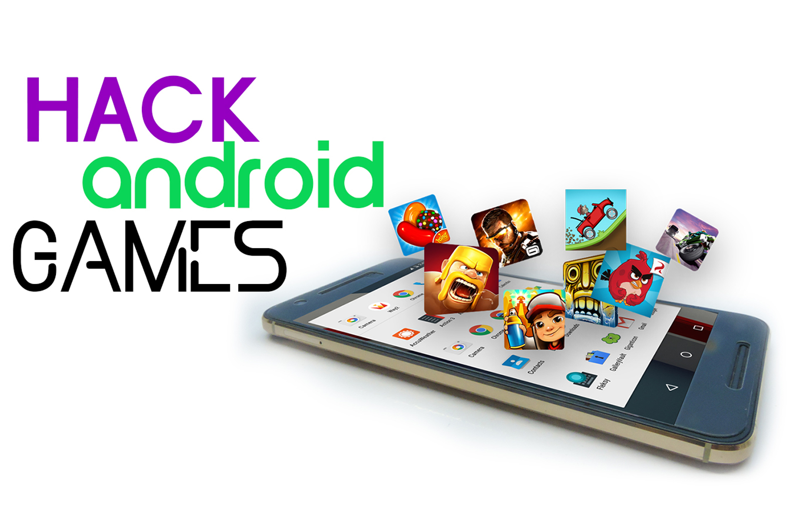 Best Ways To Hack Android Games