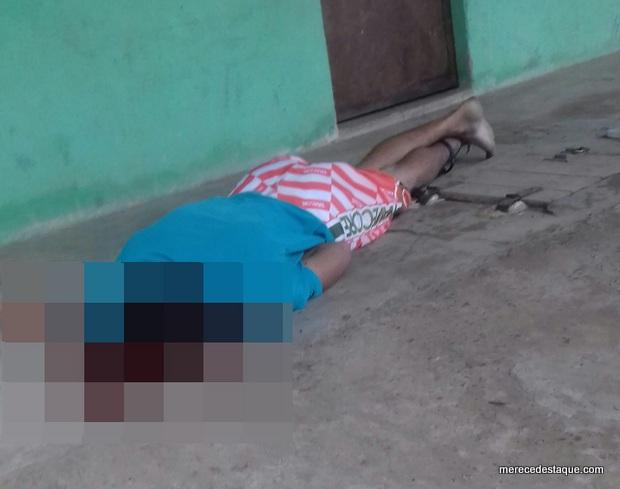 Ex-presidiário é morto a tiros em Santa Cruz do Capibaribe